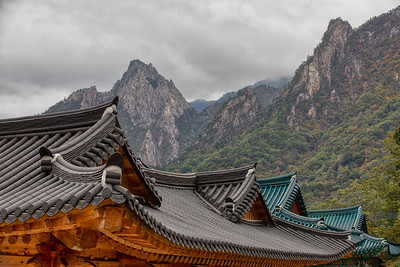 Temple Rooftops
