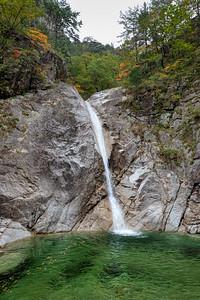Biryong Falls