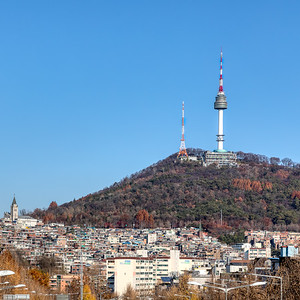 Namsan Mountain