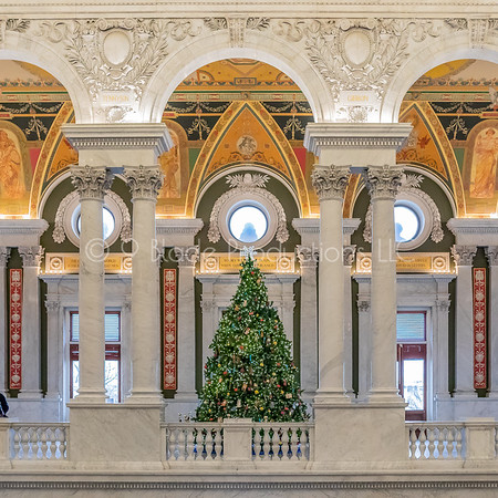 Library of Congress Christmas Tree