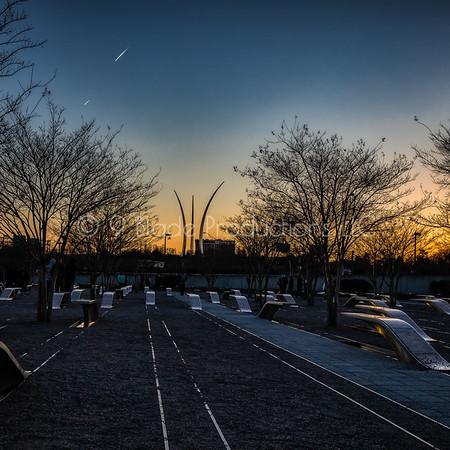 Pentagon & Air Force Memorials