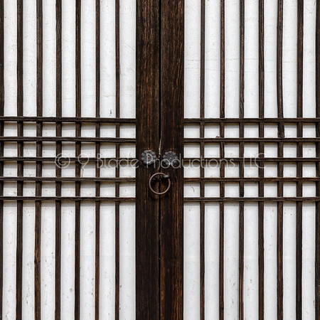 The Doors to Yi's House