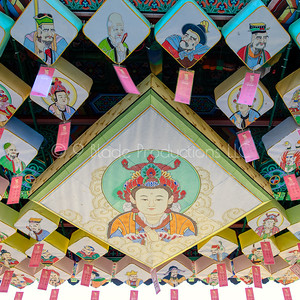 Jogyesa Temple Lanterns