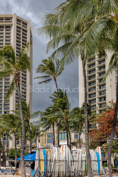 Oceanfront Waikiki