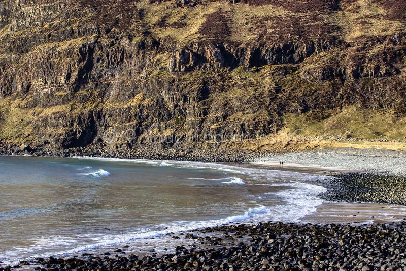 Talisker Beach Walk