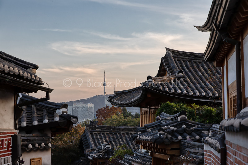 Hanok with a View