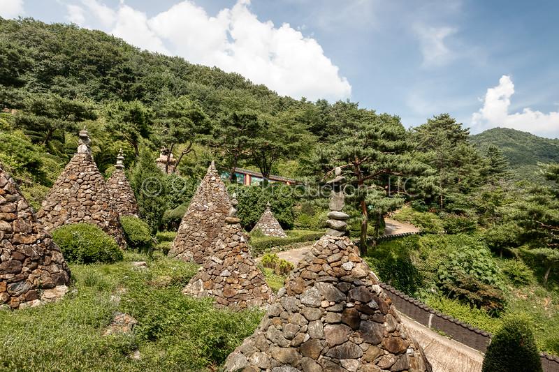Conical Pyramids