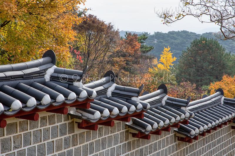East Shrine Wall