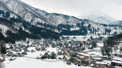 Shirakawago in Winter | Japan