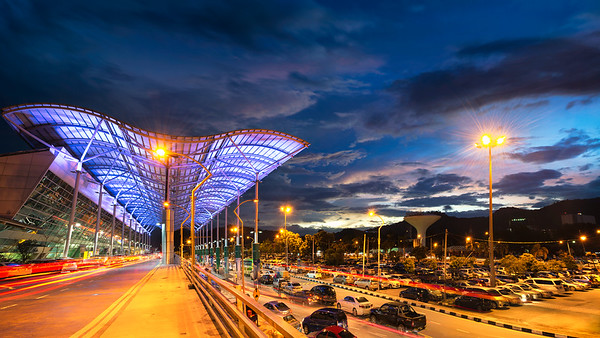 Rush Hour at Penang International Airport | Malaysia