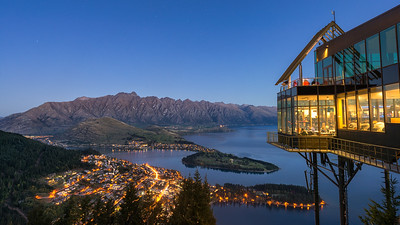 The Adventure Town | New Zealand