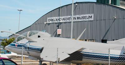 Oakland Aviation Museum  Oakland International Airport  September 17. 2009