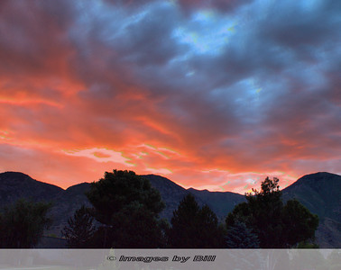 Sunrise HDR Image Provo, UT June 30, 2010  Read the story: http://www.billterry1.com/2010/06/sunrise.html