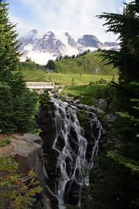 Myrtle Falls | Mount Rainier National Park