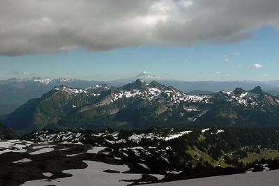 Panorama Point | Skyline Trail - Mount Rainier