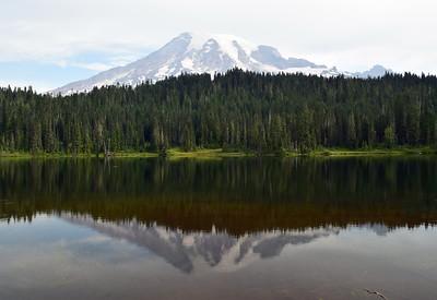Reflection Lake | Mount Rainer National Park