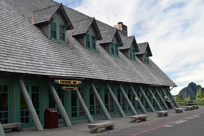 Paradise Inn | Mount Rainier National Park