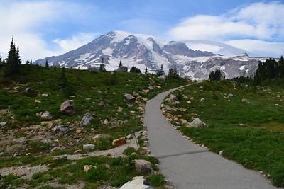 Deadhorse Creek Trail | Mount Rainier