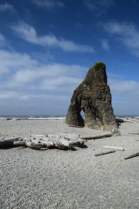 Ruby Beach Sea Stack | Olympic National Park