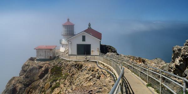 Point Reyes Lighthouse   Point Reyes National Seashore