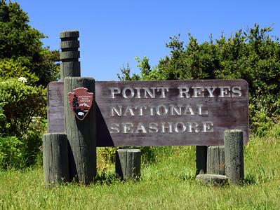 Park Entrance   Point Reyes National Seashore