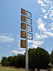 Old Shell Station | Route 66 in New Mexico
