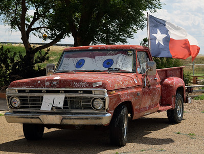 MidPoint Cafe Pickup | Route 66 in Texas