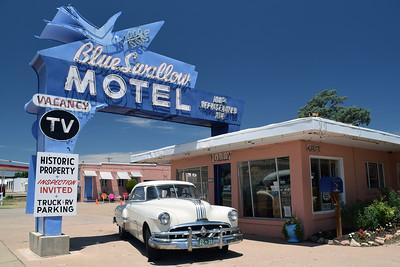 Blue Swallow Motel | Tucumcari, NM