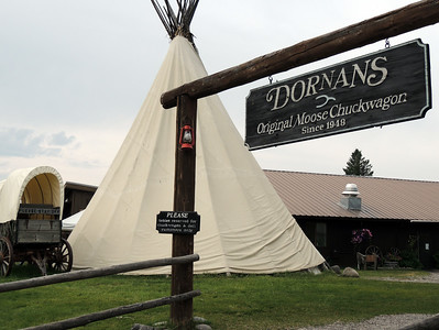 Dornan's Chuckwagon | Moose, WY