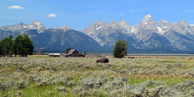 Mormon Row Barn | Grand Teton NP