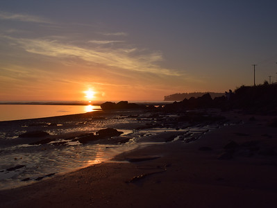 Makah Bay Sunset | Olympic National Park