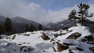 Rocky Mountain Winter | Rocky Mountain NP