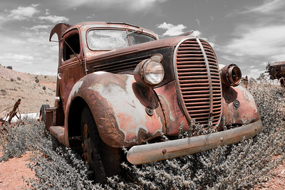 Laid to Rust