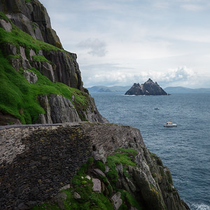 Skellig Michael view, Co. Kerry
