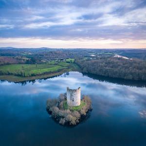 Cloughoughter Castle, Co. Cavan