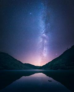 Glendalough Upper Lake, Co. Wicklow