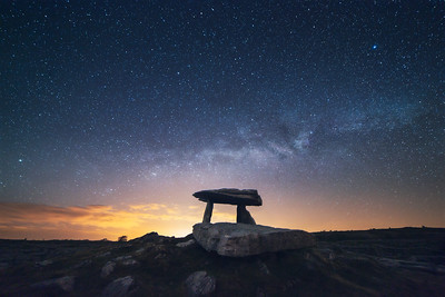 Poulnabrone dolmen, Co. Clare
