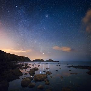 South Coast Starscape