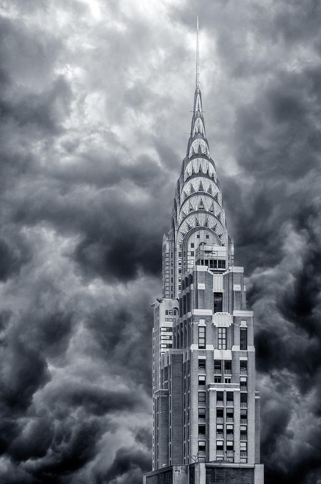 Chrysler's Storm