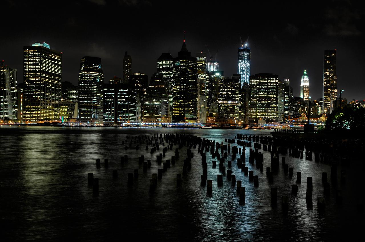 Lights of Manhattan