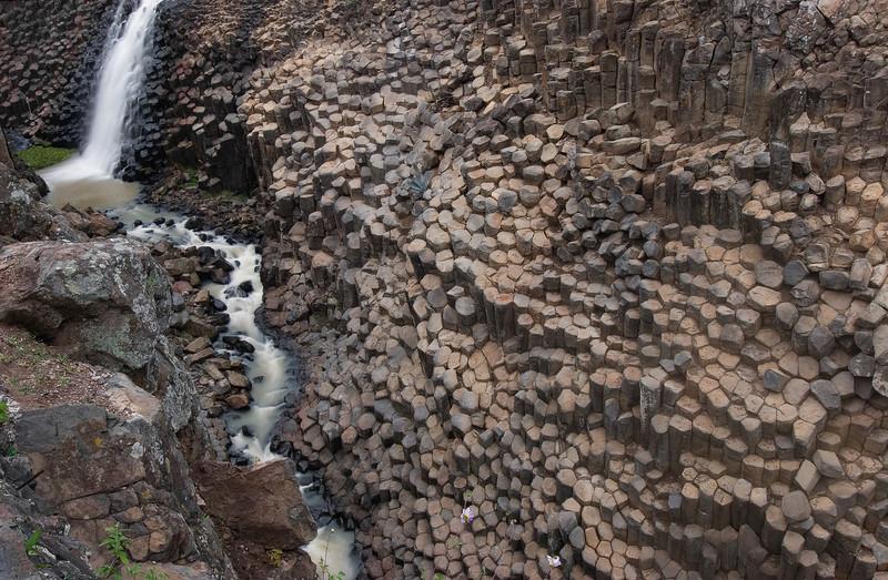 SM_IMG_5377<br /> Basaltic Prisms / Prismas Basálticos<br /> Santa María Regla, Hidalgo, México