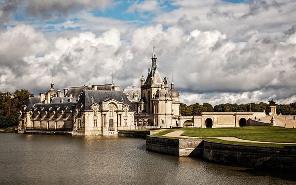 Château de Chantilly<br /> Chantilly, France