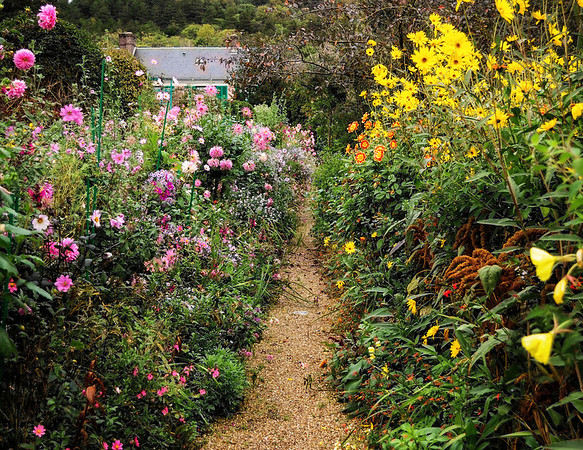 Monet's Home<br /> Giverny, France