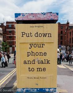 Philosophy, Northern Quarter Style, Manchester, UK