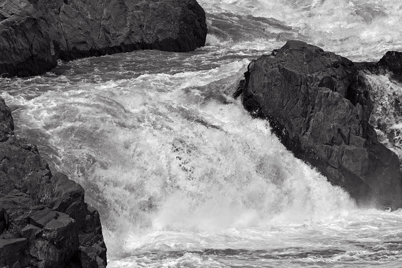 Great Falls, Virginia, Potomac River