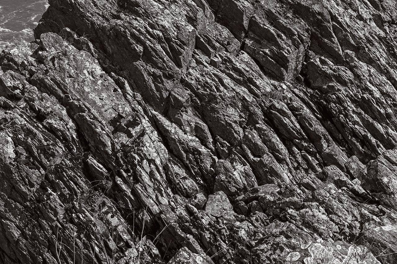 Rock Formation: Great Falls, Virginia, Potomac River