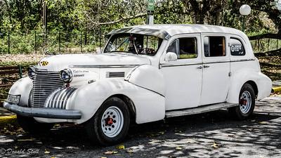 1940 Cadillac, Viñales Valley, Cuba