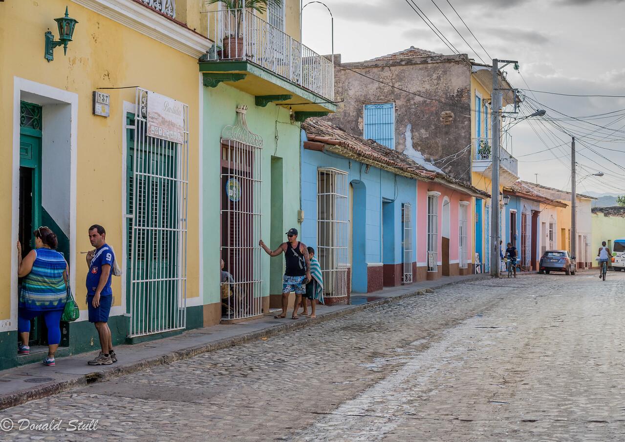 More colors of Cuba.  Trinidad, Cuba