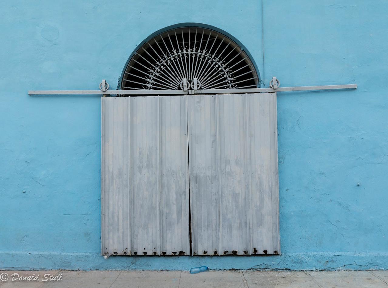 Door, 1.  Cienfuegos, Cuba