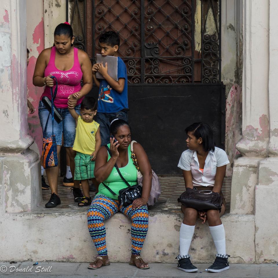 Colors of Havana, Cuba.